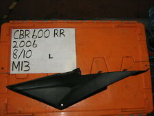 HONDA CBR600RR CBR 600 RR RR5 RR6 05 06 LADO IZQUIERDO TANQUE ASIENTO RECORTAR CARENADO PLÁSTICO