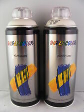 Dupli Color Graffiti-Spray 2 x 400 ml RAL9001 cremeweiß 719875