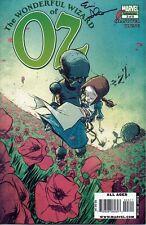 signed THE WONDERFUL WIZARD OF OZ #3 1st print MARVEL COMIC ERIC SHANOWER 2009