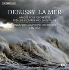Debussy: La Mer Super Audio Hybrid CD (CD, Sep-2014, BIS (Sweden))