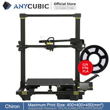 ANYCUBIC Chiron Stampante 3D Printer 400*400*450mm Support PLA TPU ABS