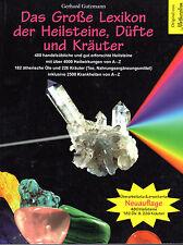 Das Große Lexikon der Heilsteine, Düfte und Kräuter - Methusalem Edelsteine BUCH