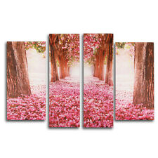Large Cherry Blossom Canvas Print Wall Art Painting Picture Home Decor Unframed