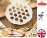 Dumpling Mould Maker Kitchen Dough Press Ravioli Making Mold Maker Pierogi - UK