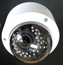 HD-CVI VandalProof Outdoor 2.4MP 1080p VF Motorized Zoom Sony CMOS Dome Camera