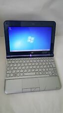 "Toshiba NB200 Argent & Bleu Netbook 10.1"" 1 Go Webcam 160 Go Windows 7 Office"