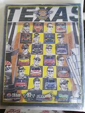 Nascar Texas Motor Speedway November 2008 Program