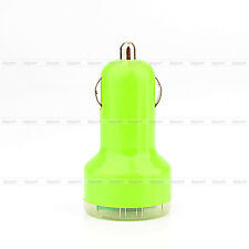 Mini Car Charger Adapter Dual USB 2-Port for iPod iPhone 6 6S Samsung MP4 Player