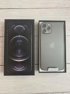 Apple iPhone 12 Pro 512GB - Graphite (CA) Mint Condition, Unlocked, Blacklisted