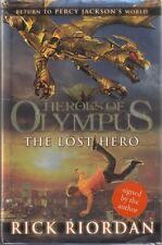 Heroes of Olympus: The Lost Hero : Rick Riordan