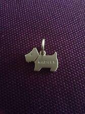 RADLEY DOG TAG / CHARM GOLD METAL RADLEY STAMPED INTO IT