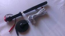 Remote shungite rectal electrode for Denas, Scenar and Cosmodic