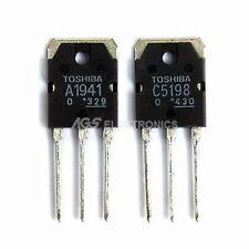 2SA1941 - 2SC5198 , 2SA 1941 - 2SC 5198 , A1941 - C5198 Pair Kit Transistor