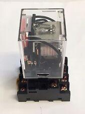 Mk3p I Mk3p Dc 220v 220vac Relay 11 Pin 10a 250vac Amp Pf113a Socket Base