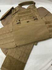 Mayflower Velocity R&C Plate LPAAC XL Low Profile Armor Carrier Coyote