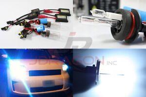 9004/Hb1 8000K Blue White Single Filament Slim DC Ballast HID Conversion Kit