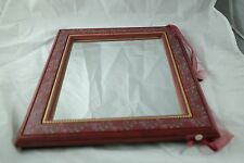 Vintage Picture Frame Mirror 8X10 inches Reclaimed Wood  recycled  Wood Custom