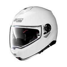 casco plegable NOLAN n100-5 Classic N-Com Blanco Talla: XXG (63) Blanco 5