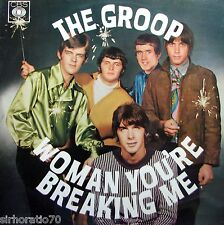 The GROOP Woman You're Breaking Me LP - Mono OZ Psych Garage Beat 1967   SirH70