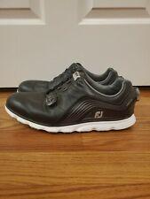 FootJoy Men's Pro/SL  Boa Golf Shoes Black/ SIZE 9.5 XW
