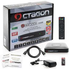 Octagon SX888 IP Receiver HEVC H.265 Digital Set-Top-Box (784655)