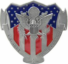 U.S. Army High Quality Belt Buckle **Free Uk Delivery**