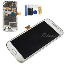 Per Bianco Samsung Galaxy S4 Mini GT i9195 LCD Display Digitzer Touch Screen