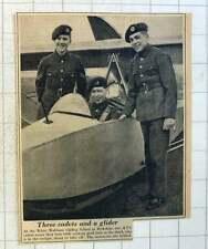 1955 White Waltham Gliding School In Berks Atc Cadets