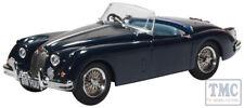 43XK150009 Oxford Diecast O Gauge Jaguar XK150 Roadster Indigo Blue