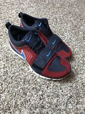 Nike USA Olympic Track Shoes Blue Free Run Men apolo ono size 9 us skating