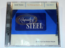 Dimitri Tiomkin RHAPSODY OF STEEL The Pittsburgh Symphony Gary Merrill CD New