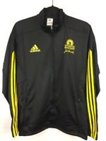 Adidas 2013 Boston Marathon Black Jacket Men's Med Created For Film Patriots Day