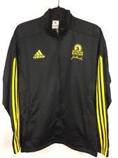 Adidas 2013 Boston Marathon Black Jacket Men's XL Created For Film Patriots Day