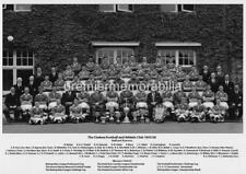 CHELSEA FC 1955-56 SQUAD ROY BENTLEY TED DRAKE RON GREENWOOD EXCLUSIVE A4 PRINT