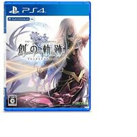 Video Games PS4 The Legend of Heroes: Hajimari no Kiseki Sony From Japan