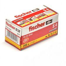 Fischer S 4 Spreizdübel  200 Stk. (50104)