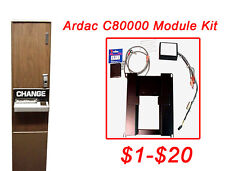 Ardac Dixie Narco C8000 C8025 Dollar Bill Changer Upgrade Update Kit