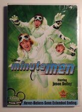 Minutemen DVD Disney Channel Movie Sci-Fi Comedy Teens TV-G Jason Dolley