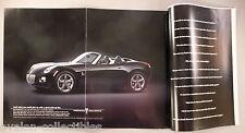 Pontiac Solstice Convertible PRINT AD - 2005