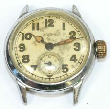 WWII ELGIN MILITARY ORD. MEN'S WRIST WATCH - 15 JEWEL 8/0 SIZE - 554 - BV261