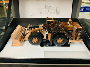 Caterpillar Cat 994 Wheel Loader Copper Finish 1/125 By DieCast Masters DM85672