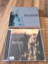 "OST :  FINAL FANTASY 7 VII ""Advent Children""        CD audio"