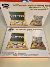 Two Multifuncional Magnetic Drawing Board