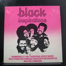 Various - Black Inspirations LP Mint- SAM 001 UK 1979 Vinyl Record