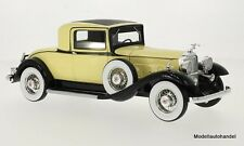 Packard 902 standard eight Coupe amarillo/negro 1932 1:18 bos