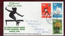Fijian Cover Stamps