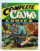The Complete Crumb Comics Vol. 1: The Early Years of Bitter Struggle 0930193423