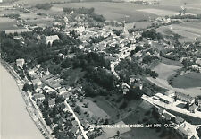 AK aus Obernberg am Inn, Fliegeraufnahme, Oberösterreich  (B5)