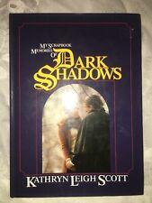 Scrapbook Memories House Dark Shadows Kathryn Leigh Scott Gothic Book Barnabas
