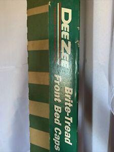 DeeZee Brite-Tread Diamond Plate Front Bed Cap 5200 Chevy/GMC 73-87 Full Size